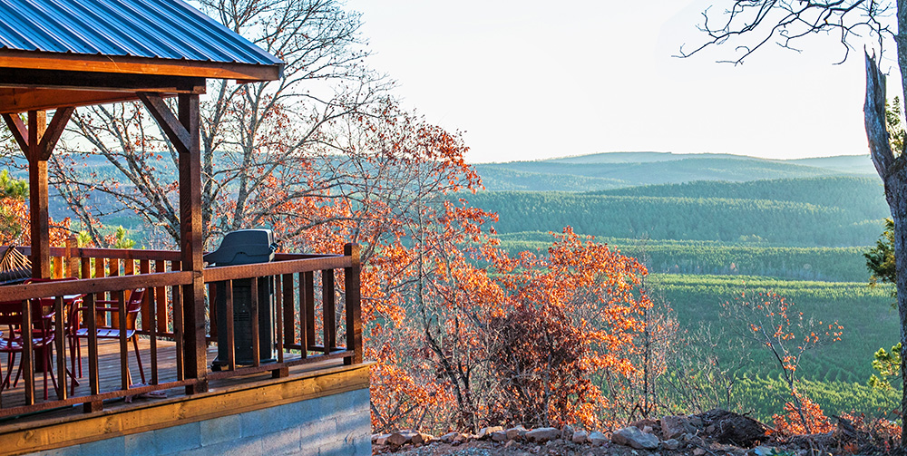 indian lookout mountain cabins