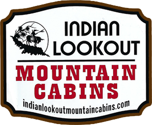 Indian Lookout Mountain Cabins – Broken Bow Oklahoma Logo