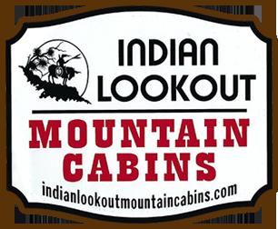Indian Lookout Mountain Cabins – Broken Bow Oklahoma Logo