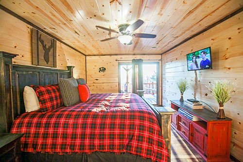 broken bow cabin rental
